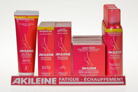 gamme rouge