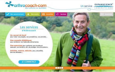 Le site Arthrocoach.com