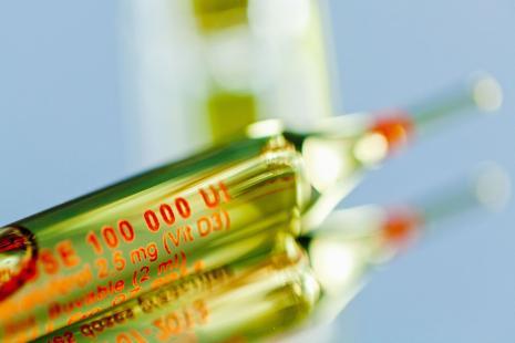 La vitamine D conseillée par l'Académie pour les malades du Covid